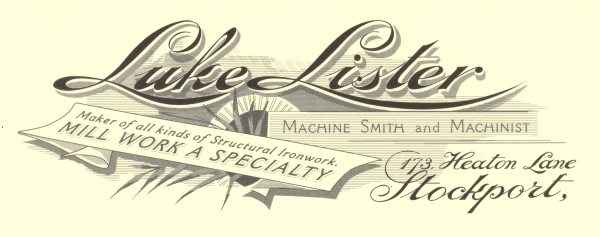 Luke Lister - Blacksmiths and Fabrication Engineers, 173 Heaton Lane, Stockport, UK
